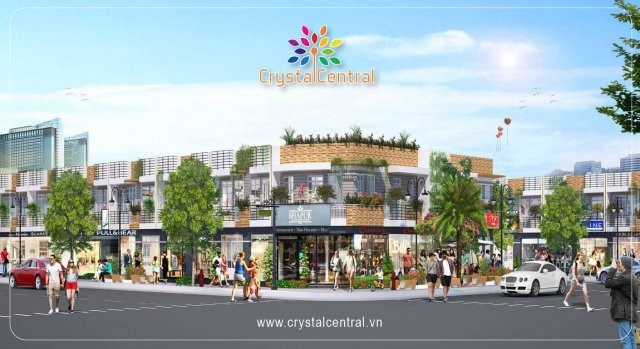 Crystal Central
